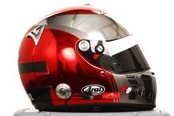 Fairuz Fauzy, driver of A1 Team Malaysia helmet