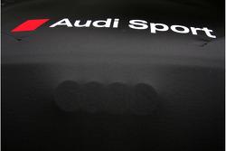 Audi A4 DTM under cover