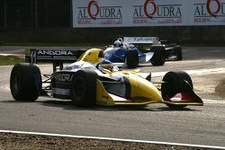 #11 Walter Colacino, IRL G-Force, #65 Alain De Blandre, CART Lola, #21 Carlos Antunes Tavares, Dallara Nissan