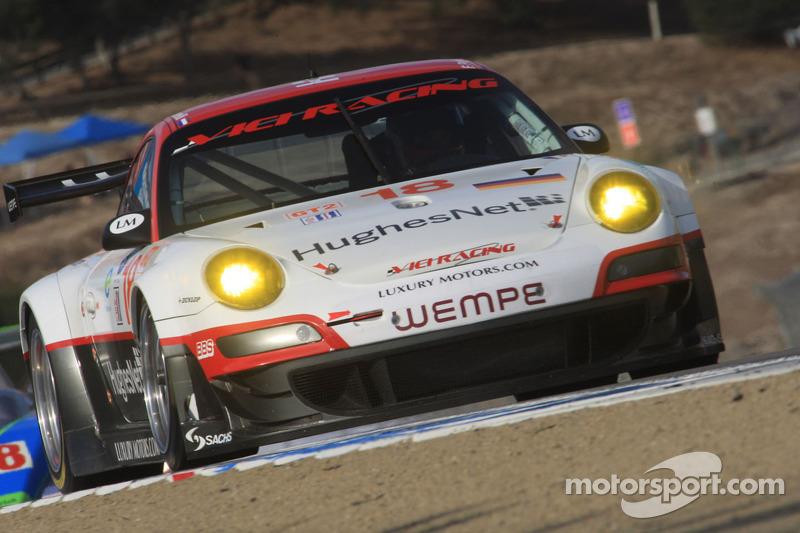 #18 VICI Racing Porsche 911 GT3 RSR: Nicky Pastorelli, Mark Basseng, Francesco Pastorelli