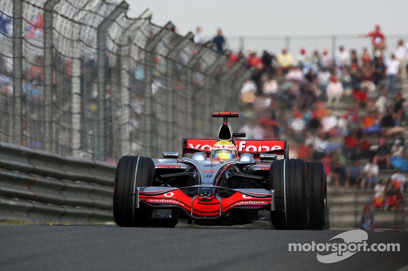 Гран Прі Китаю 2008, McLaren MP4-23