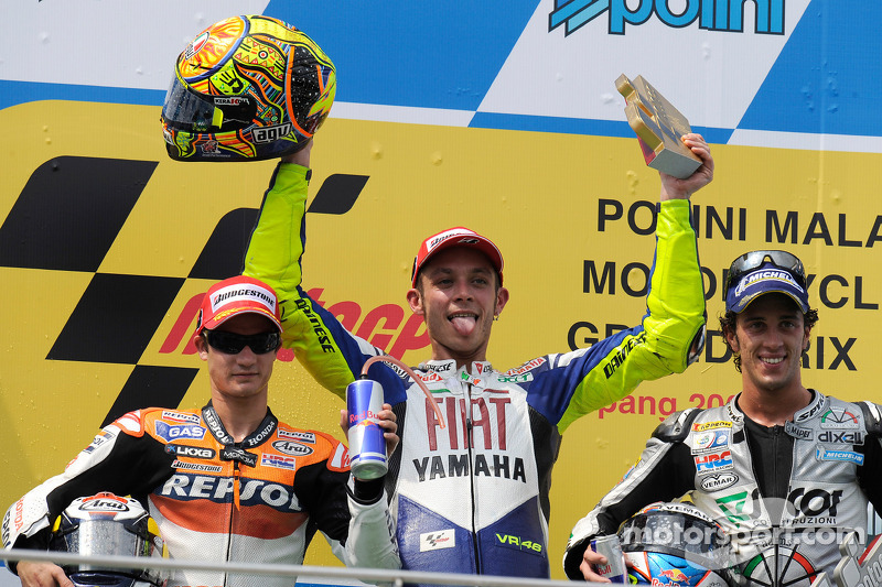2008: 9 Siege (Yamaha, MotoGP)