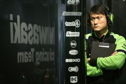 Director técnico Naoya Kaneko de Kawasaki