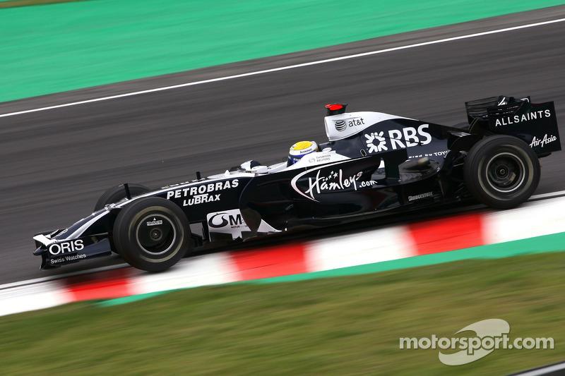 2008: Williams FW30