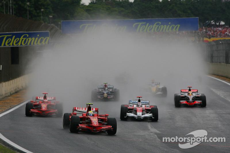 1. Гран Прі Бразилії-2008