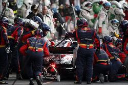 Pitstop, Sébastien Bourdais, Scuderia Toro Rosso