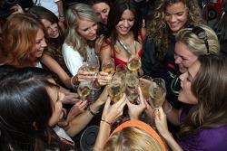 Concurso de chicas Fórmula Uno