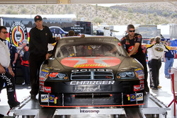 Texaco Havoline Dodge at tech inspection