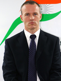 Simon Roberts Force India F1 Chief Operating Officer