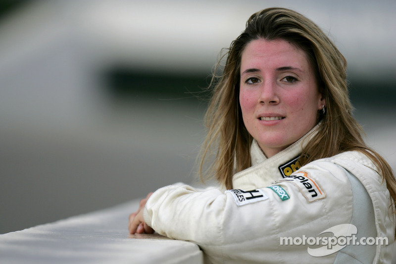 Natacha Gachnang (Formel 3, Formel 2, FIA-GT)