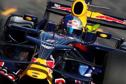 Sébastien Loeb, Test Pilotu, Red Bull Racing RB4