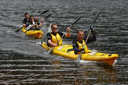Launceston, Australia: Team RBS in action