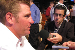 2008 NASCAR Nationwide Series champion Clint Bowyer