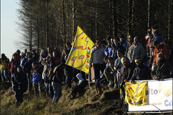 Fans of Valentino Rossi