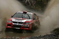 Guy Wilks and Phil Pugh, Mitsubishi Lancer Evo IX
