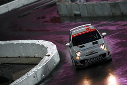 Michael Schumacher in Abarth 500 Assetto Corse
