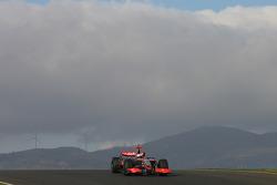Pedro de la Rosa, McLaren Mercedes