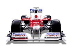 La nouvelle Toyota TF109