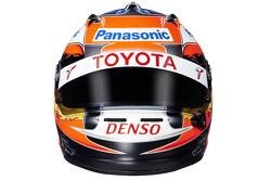 Helmet, Timo Glock