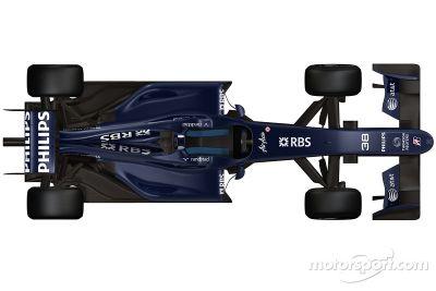 Williams FW31 launch