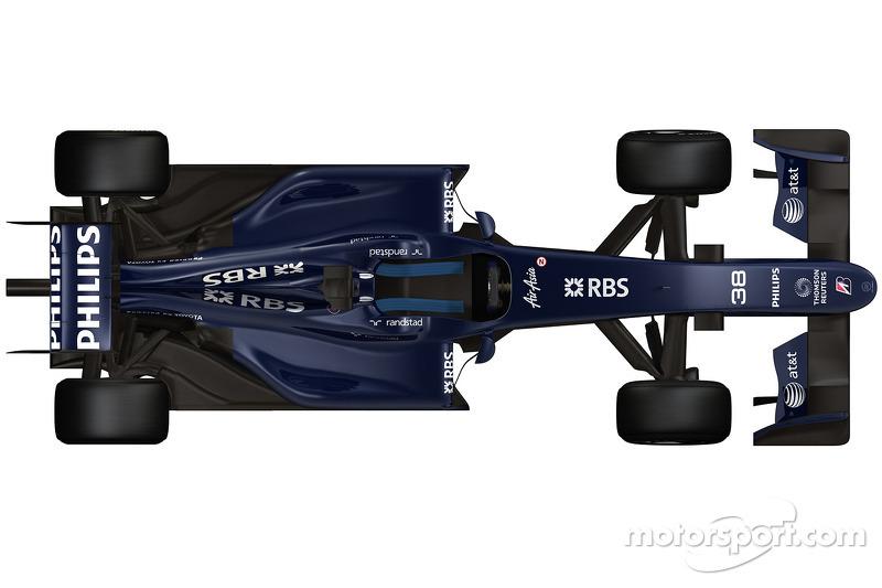 Williams FW31 lansmanı