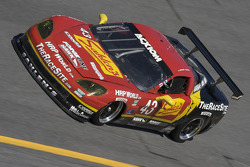 #43 Team Sahlen Corvette: Joe Nonnamaker, Wayne Nonnamaker, Will Nonnamaker, Joe Sahlen