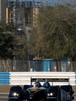 #66 de Ferran Motorsports Acura ARX 02a Acura: Gil de Ferran, Simon Pagenaud, Scott Dixon
