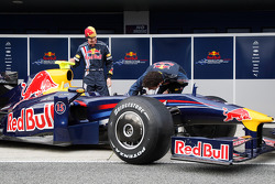 Sebastian Vettel und Mark Webber, Red Bull Racing, RB5