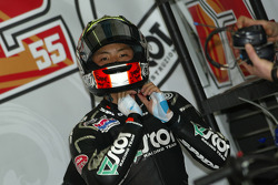 Yuki Takahashi of Scot Racing