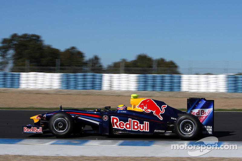 EL Red Bull Racing, RB5 2009