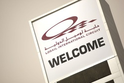 Welcome to Losail Internatial Circuit