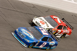 Kurt Busch, Penske Racing Dodge, Robby Gordon, Robby Gordon Motorsports Dodge