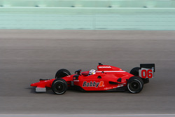 Robert Doornbos, Newman/Haas/Lanigan Racing