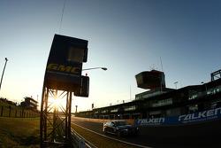 #17 Supercar Club Australia, Ford FG-FPV: Steven Johnson, Nathan Tinkler, Nathan Callaghan