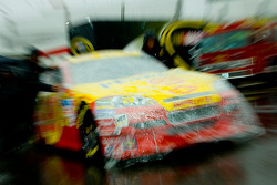 Rain washes out qualifying