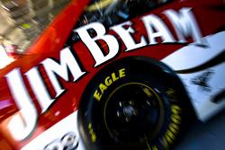 Robby Gordon Motorsports Dodge detail