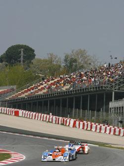 #39 KSM Lola B09/86 - Mazda: Francesco Sini, Matthew Marsh, Hideki Noda