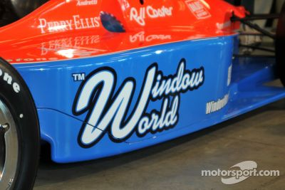 Annonce Petty, Indy 500