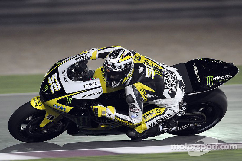 2009. James Toseland (MotoGP)
