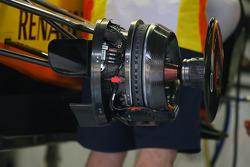 Renault brakes