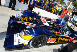 #66 de Ferran Motorsports Acura ARX-02a Acura: Gil de Ferran, Simon Pagenaud