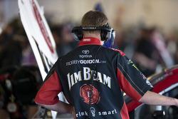 Robby Gordon Motorsports Dodge team member