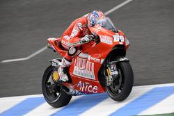 Nicky Hayden, Ducati Marlboro Team, Ducati Desmosedici GP9