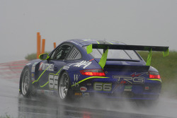 #66 TRG Porsche GT3: Ted Ballou, Spencer Pumpelly