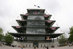 The Pagoda celebrates 100 years of the Indianapolis Motor Speedway
