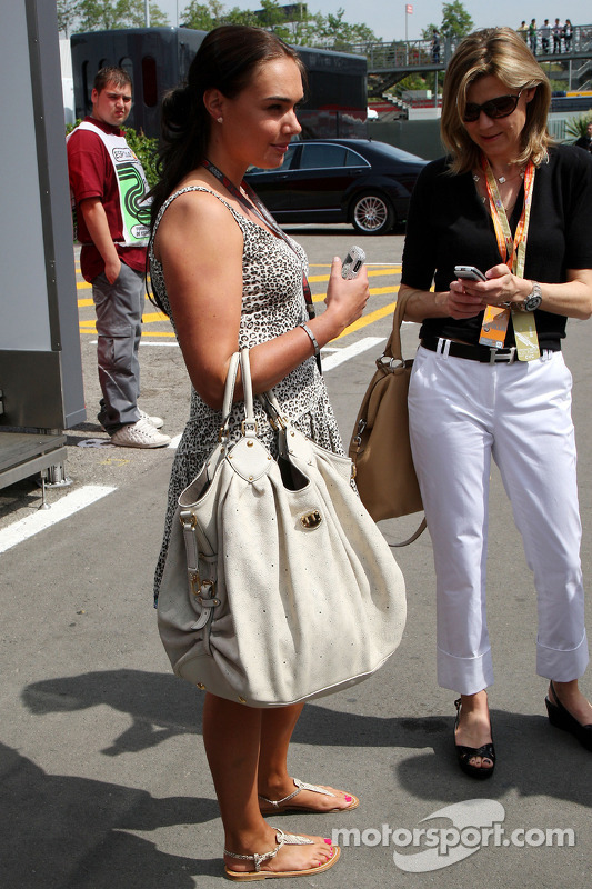 Tamara Ecclestone, dochter van Bernie Eccelestone