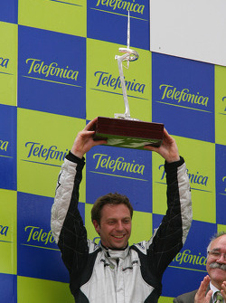 Podium: Matt Deane Brawn GP