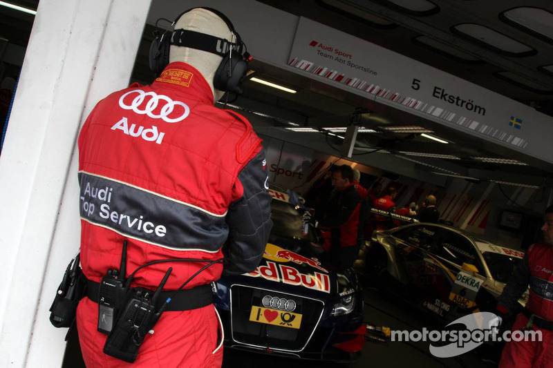 Mécanicien Audi