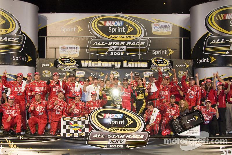 Mai 2009: Der erste Sieg als Owner/Driver