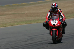Saturday Sportbike qualifying